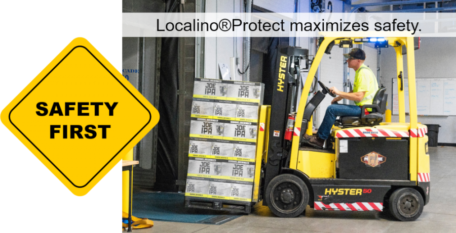 Localino protect maximzes safety
