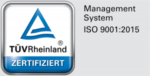 Heuel & Löher GmbH & Co. KG is ISO 9001:2015 certified